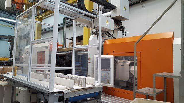 Empresa de moldes plásticos