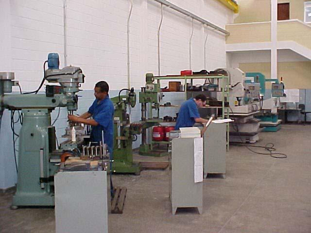 Fábrica de moldes