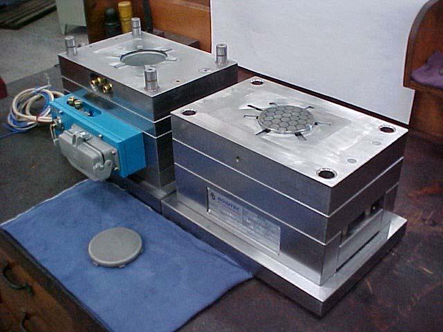 Fabricantes de moldes